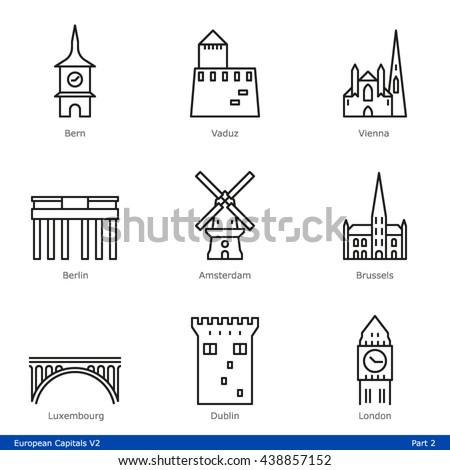 european capitals  part 2