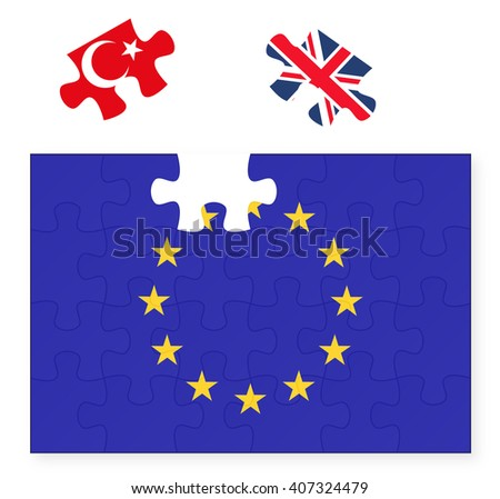 european union flag missing