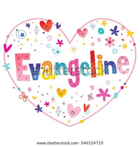 evangeline girls name
