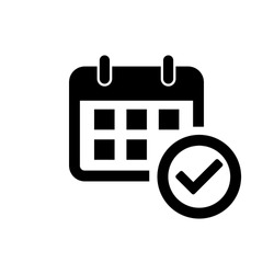 Event Schedule Icon. Appointment Request Icon. Planning calendar icon