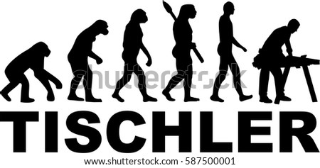 Evolution Joiner with german job title