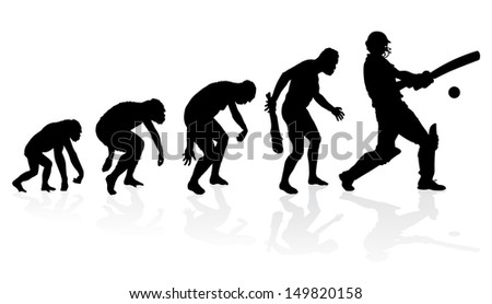 Evolution of a Cricket Player