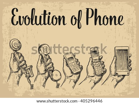 evolution of communication...