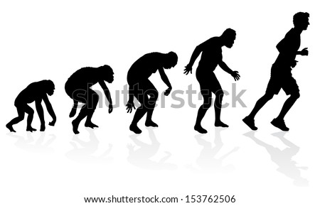 evolution of the runner