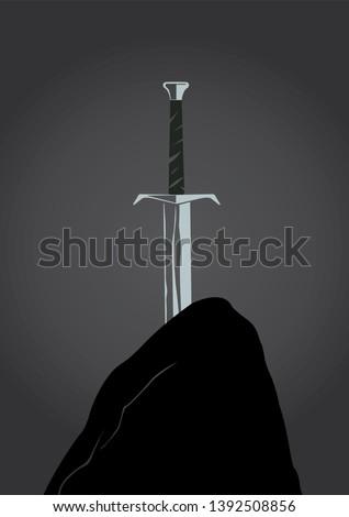 excalibur   caliburn sword of