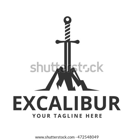 excalibur  the sword in the