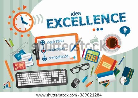 excellence design concept