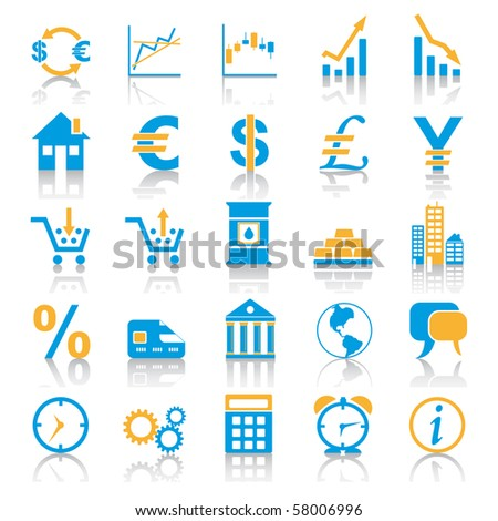 Exchange Marketplace Icons