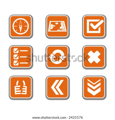 Exclusive Series of Web Icons. Check my portfolio for much more of this series as well as thousands of similar and other great vector items.