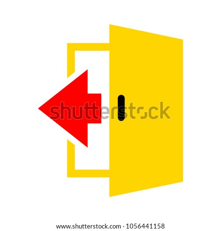 exit Logout icon