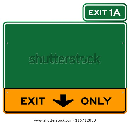 free highway sign vector rh vecteezy com road sign vector download road sign vector