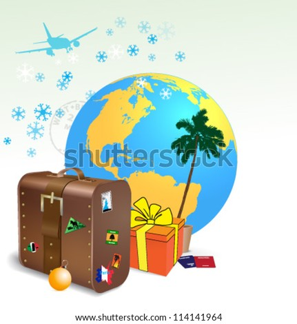 exotic trip for christmas and