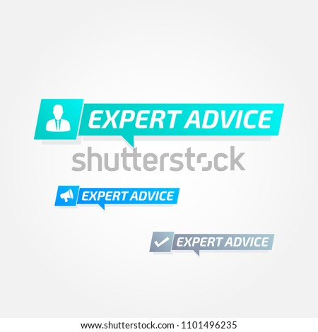 Expert Advice Tags Labels