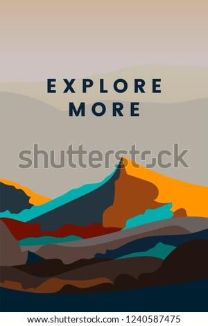 Explore more mountain landscape design