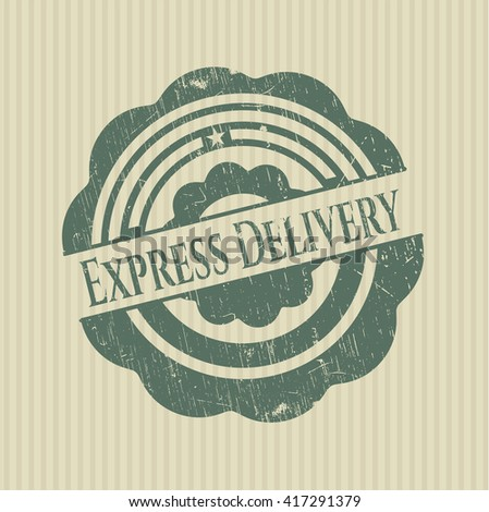 Express Delivery rubber seal