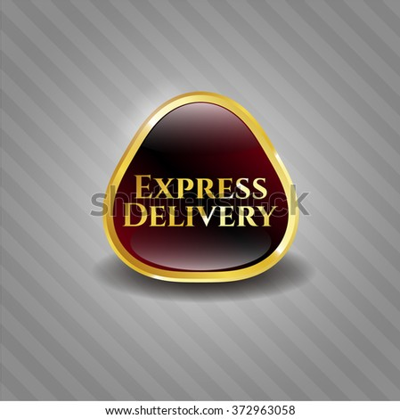 Express Delivery shiny badge