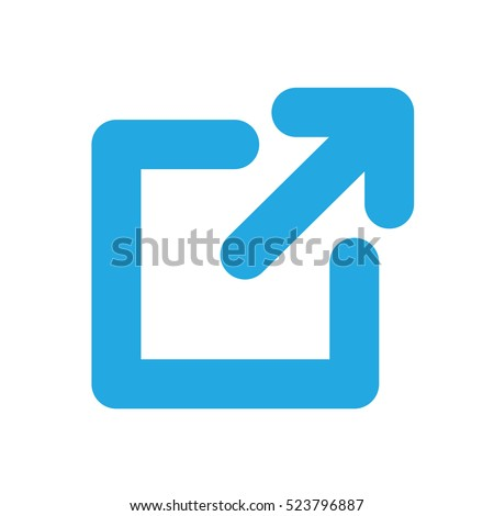 external link icon so user