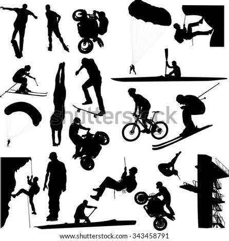 extreme sport collection