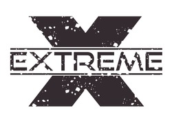 extreme vector logo design