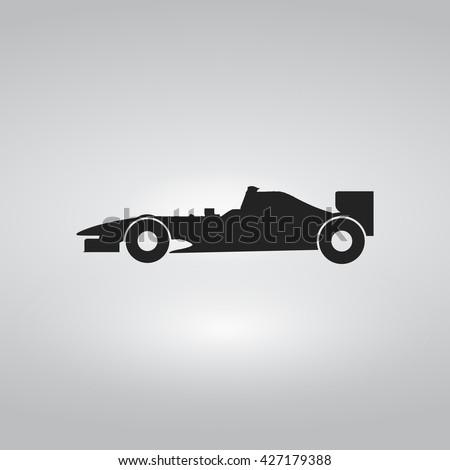 f1 flat icon