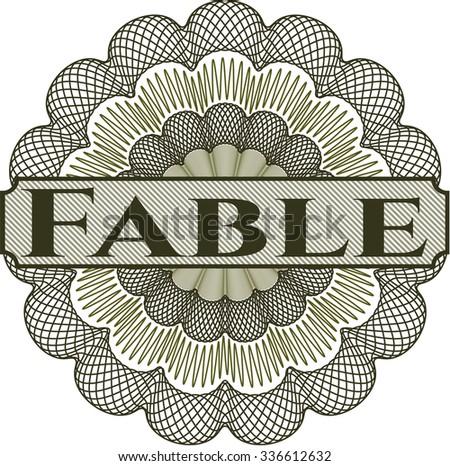 Fable rosettet