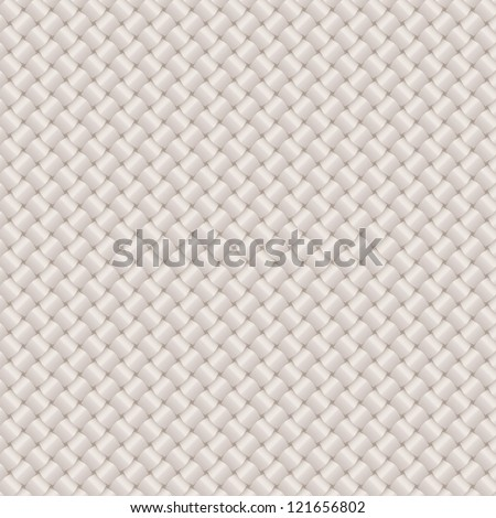 Fabric texture - stock vector