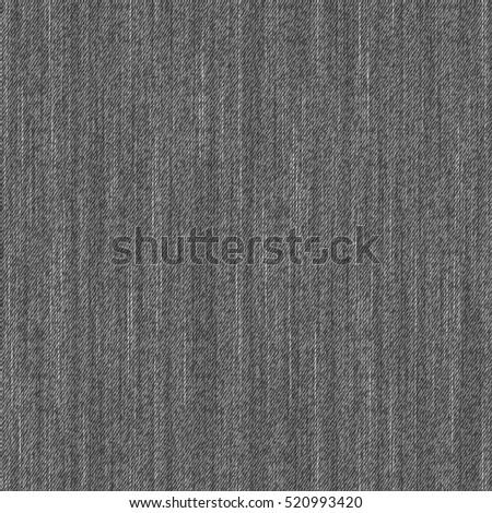 Fabric texture. Melange fabric. Gray cloth. Stock photo ©
