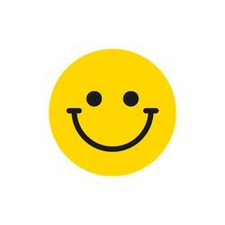 Face Emoticon icon vector logo