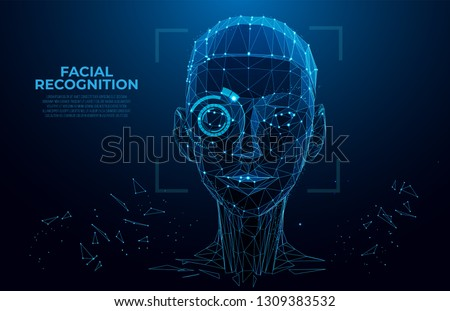 face recognition cyber women