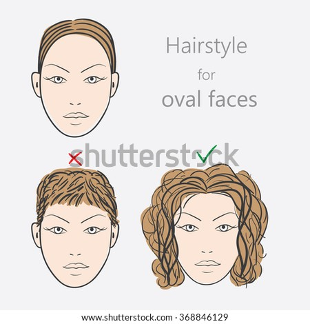 Phenomenal Face Shape Alternative Hairstyles For Oval Face Yes And No Short Hairstyles For Black Women Fulllsitofus