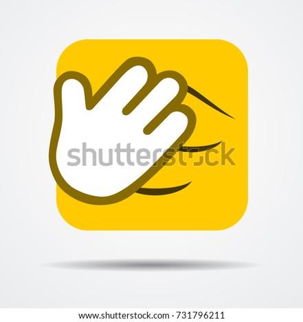 facepalm square emoticon in a