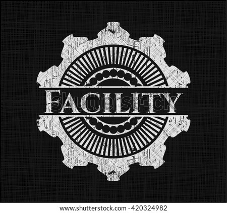 Facility on blackboard