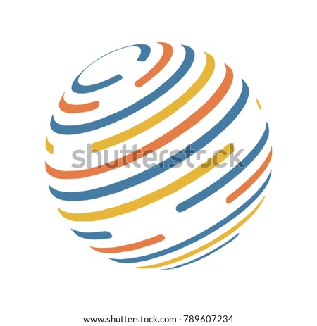 Factom (FCT)  logo icon. Cryptocurrency / altcoin.