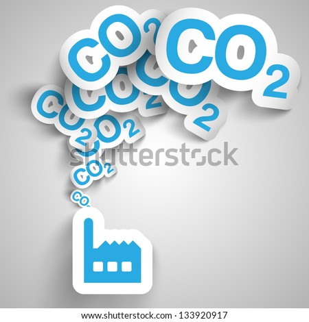Factory blows out CO2