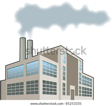 Factory, heavy industry 1
