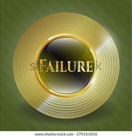 Failure shiny badge