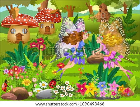 Fairy Gnome Flower Fairies Clip Art, PNG, 659x802px, Fairy, Animaatio,  Costume, Doll, Drawing Download Free