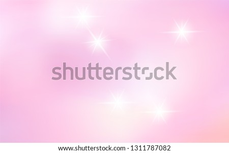 fairy princess background with