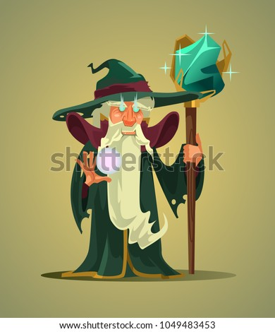 fairy tail old wizard magician