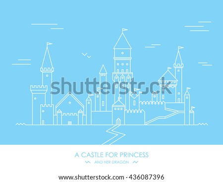Prince fairy tale story - Download Free Vectors, Clipart
