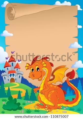 fairy tale theme parchment 3
