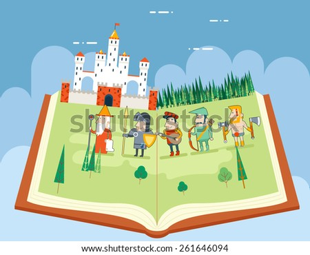 fairy tales history books