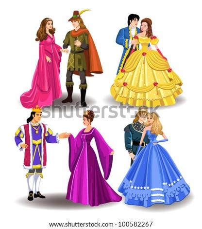 fairytale couples
