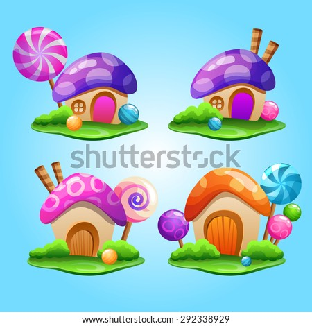 fairytale houses