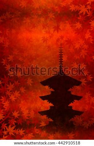 fall autumn leaves landscape