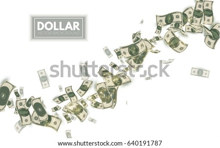 falling dollars wealth and