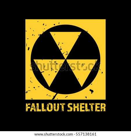 fallout shelter vintage