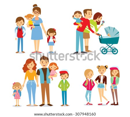 family and kids