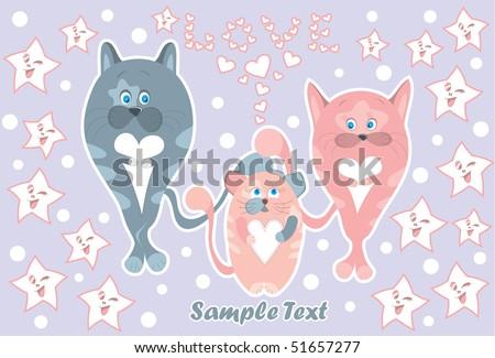 Family small cats
