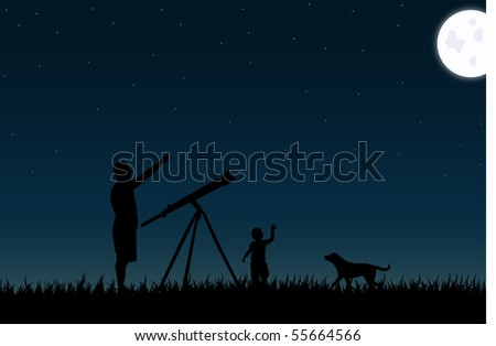 Family Stargazing